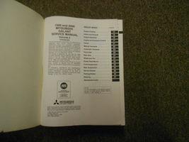 1999 2000 MITSUBISHI GALANT Service Shop Manual SET OEM DEALERSHIP BOOKS 1st EDI image 5