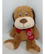 2018 Pet Smart Chance brown tan Squeaker Plush Dog Toy Luv a Pet  - $4.94
