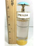 Prada Candy Sugar Pop Eau De Parfum Partial Bottle 2.7 oz, Almost Full - $76.62