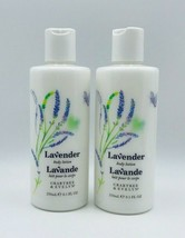 2 x Crabtree & Evelyn LAVENDER Conditioning Body Lotion 8.5 oz - $34.99