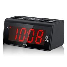 Peakeep Little Digital Alarm Clock FM Radio with 1.2 Inch Display and 2 ... - €17,13 EUR
