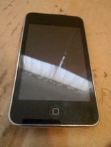 Apple iPod Touch 2ND Generation Black -8GB As Is ~ - $14.01
