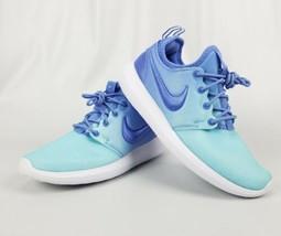 Nike Women's Roshe Two BR W Polarized Blue/Polarized Blue 896445-400 Size 6 - $87.28