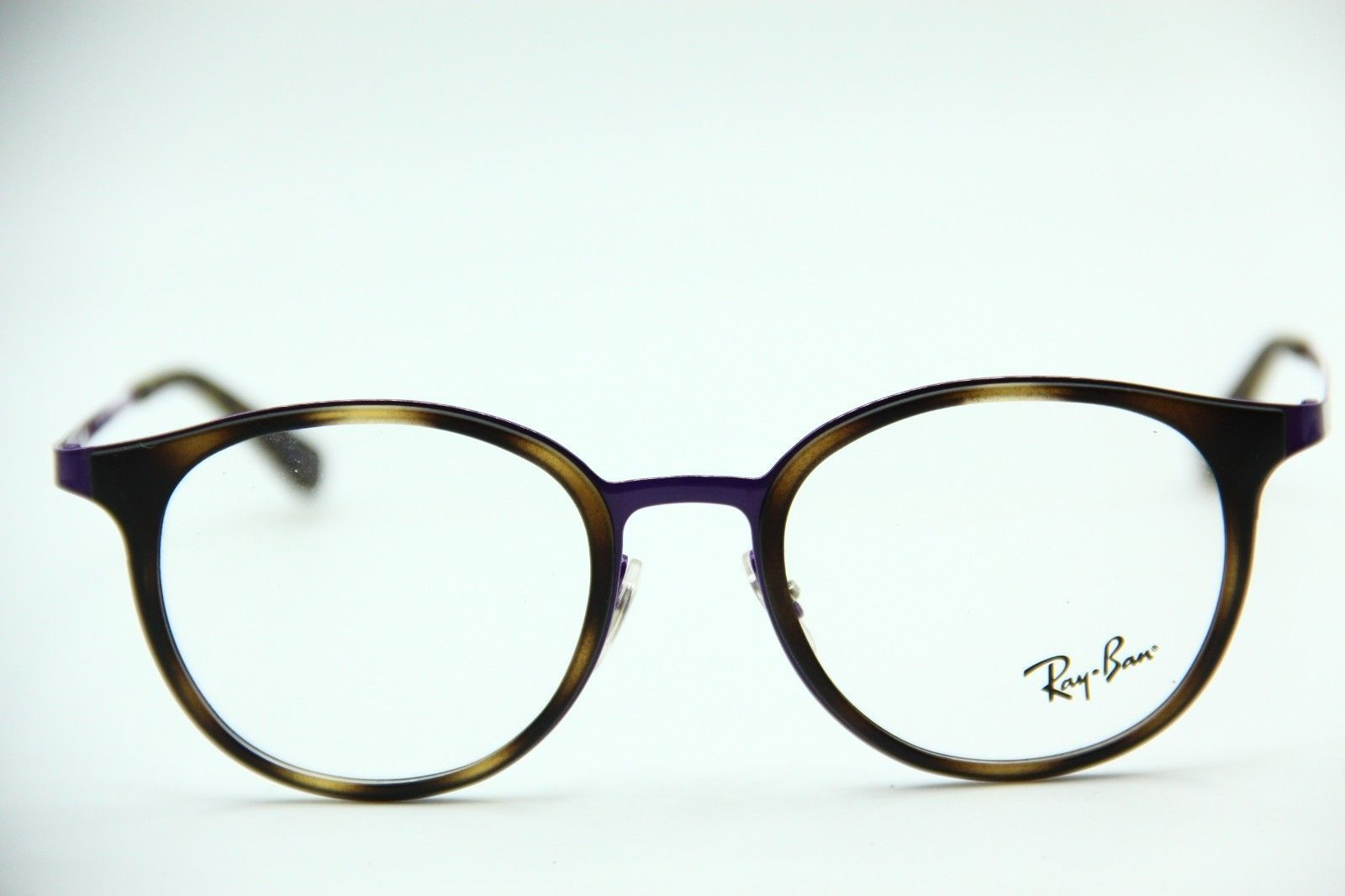 28303faa07c NEW RAY-BAN RB 6372M 2956 TORTOISE EYEGLASSES AUTHENTIC FRAME RX RB6372M  50-19