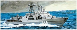 Pit road Sky Wave Series Russian Navy Missile Destroyer Admiral Pantereefu M46 - $31.24