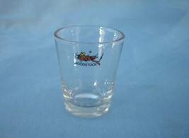 COLLECTIBLE SHOT GLASS    WOODSTOCK