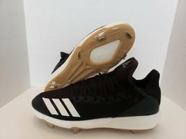 Adidas Boost Icon 4 Fushion Core Baseball Cleats/Shoe Black CG5157 Men's Sz 11.5 - $28.71