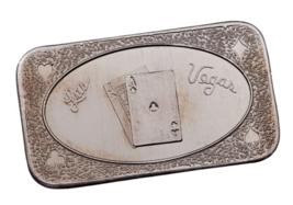 1973 Mutter Lode Ungebraucht 1 Oz. Silber Kunst Barren Las Vegas (Rev 3) - $59.61