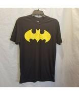 Mens Batman Black T-Shirt, DC Comics, Short Sleeve, Size L - $12.55