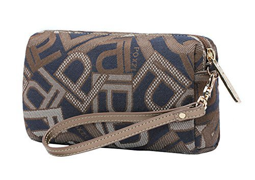 Smart Casual Clutch Bags Canvas Clutch Handbags Design For You LP Pattern