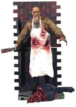 Now Playing: Land Of The Dead Butcher Action Figure by USA