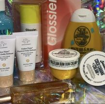 New With Tags Summer Forever Lot Bum Bum Isle Of Paradise Glow Recipe Glossier image 7