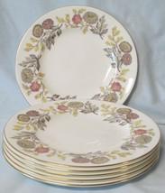 Wedgwood Lichfield W4156 Salad Plate set of 6 - $29.59