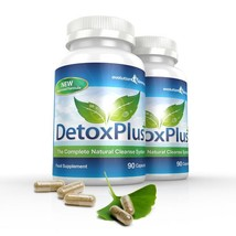 Detox Plus Complete Cleansing System 2 Month Supply - $45.49