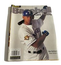 Beckett Baseball Card Monthly March 2001 Alex Rodriguez #192 - $3.73