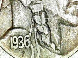 Buffalo Nickel 1936 P, 1936 D and 1936 S  AA20BN-CN6093 image 1