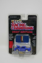 Racing Champions Diecast Mint Edition 1996 Chevy Camaro Car Blue Issue #... - $9.49
