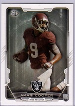 AMARE COOPER RC 2015 BOWMAN ROOKIE CARD#44 GEM MINT?-OAKLAND RAIDERS WR RC - $7.91