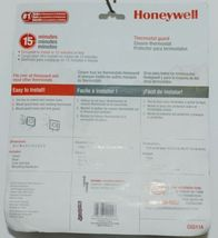 Honeywell CG511A Thermostat Guard Hardware and Keys Color Clear image 5