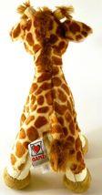 "Webkinz Ganz GIRAFFE HM403 Stuffed Beanbag Plush No Code 11"" tall image 6"