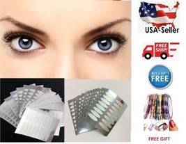 160/240 Pairs Wide Double Eyelid Adhesive Tape Technical Eye Tapes + Fre... - $2.98+