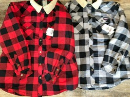 Dickies ~ Men's Over Shirt Plaid Quilted Lined Coat Buffalo Choose Size ... - $29.99