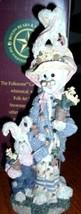 "Boyds Bears Folkstone ""Flora & Amelia.. The Gardeners"" #2843 - NIB-1995 -Retired - $16.99"