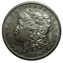 1884 S Morgan Silver Dollar - AU / Almost Uncirculated  - $167.00
