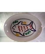 "Signature Cucina Fresca Oval Platter 16"" - $50.39"