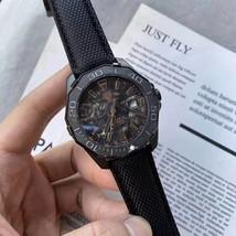 Tag Heuer Aquaracer Calibre 5 Carbon watch  - $380.00