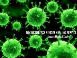 Toxins Released Remote Healing Service - $27.99