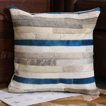 Cowhide stitching pillow - $309.40+