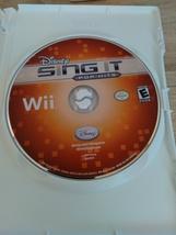 Nintendo Wii Disney Sing It: Pop Hits ~ COMPLETE image 3