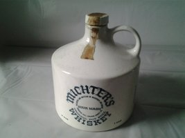 Michter's whiskey jug - $45.49