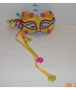 Masquerade Venetian Decorative Colorful Look Half Mask Party Ball - $23.38