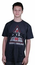 Young & Reckless Trap Stella Antracite T-Shirt