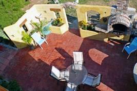 #415-25 Red Concrete Color Cement Powder, Plaster 25 lbs Make Stone Pavers Brick image 4