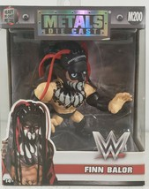WWE Finn Balor Metal Die Cast 4 Inch Jada Toys Action Figure M200 New Sealed - $15.20