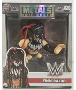 WWE Finn Balor Metal Die Cast 4 Inch Jada Toys Action Figure M200 New Se... - $15.73