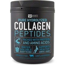 Prem. Collagen Peptides (16oz)| Grass-Fed, Certified Paleo, Non-Gmo, Glu... - $49.45