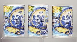 Royal Doulton set of 3 coffee Mug Expression Afternoon Tea Cup Philippa ... - $49.49