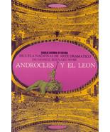 POSTER.Stylish Graphics. Androcles & the lion. Drama.Room Art Decor.1419 - $10.89+