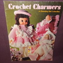 Crochet Charmers Charming Doll Collection Booklet MM741 Patterns 1982 - $9.99