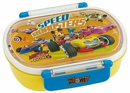 Skater lunch box 360ml lunch box Mickey Mouse Roadster Disney made in Ja... - $32.46 CAD