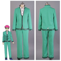 Anime Saiki Kusuo no Psi Nan K.Ψ-Nan Cosplay Costume Outfit School Unifo... - $54.99