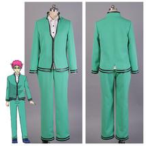 Anime Saiki Kusuo no Psi Nan K.Ψ-Nan Cosplay Costume Outfit School Uniform Suit - $54.99