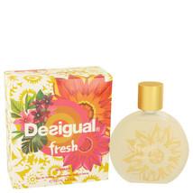 Desigual Fresh by Desigual 3.4 oz 100 ml EDT Spray for Women - $31.63