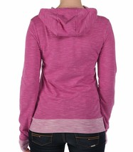 Bench Damen Tyree Pink Training Yoga Leicht Kapuze Nwt image 2