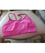 girls black and pink sports bra size Small by Champion - $8.50