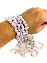 Genuine Kunzite Bracelets 100% Natural Kyanite Love Energy - $14.00